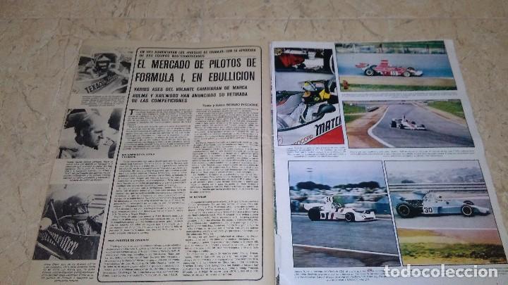 Coleccionismo deportivo: Revista as color n° 172. Año 1974. El adiós de zoco . no tiene póster. - Foto 7 - 115371243