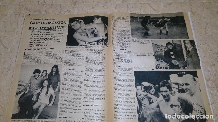 Coleccionismo deportivo: Revista as color n° 172. Año 1974. El adiós de zoco . no tiene póster. - Foto 8 - 115371243