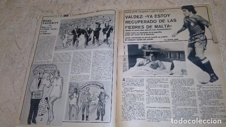 Coleccionismo deportivo: Revista as color n° 172. Año 1974. El adiós de zoco . no tiene póster. - Foto 9 - 115371243
