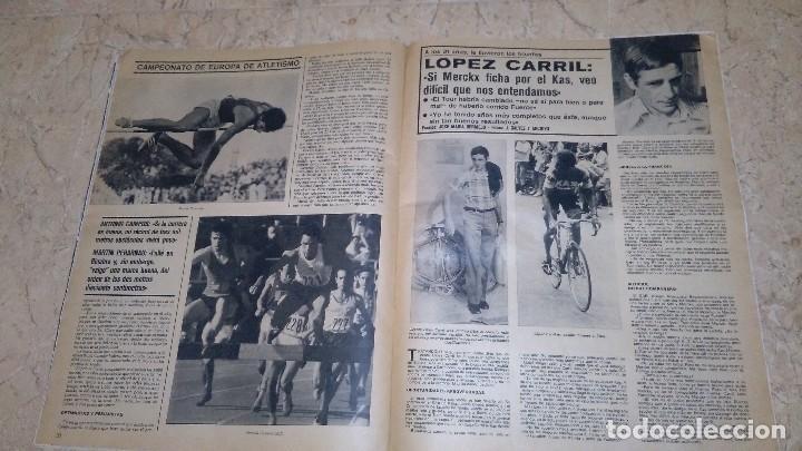 Coleccionismo deportivo: Revista as color n° 172. Año 1974. El adiós de zoco . no tiene póster. - Foto 10 - 115371243