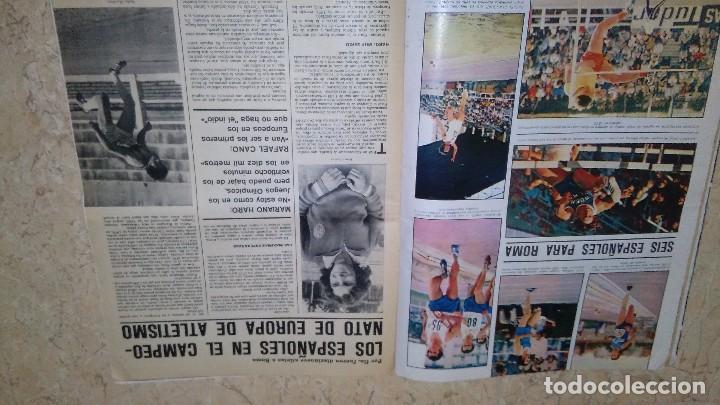 Coleccionismo deportivo: Revista as color n° 172. Año 1974. El adiós de zoco . no tiene póster. - Foto 11 - 115371243