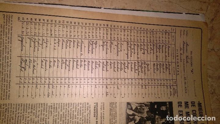 Coleccionismo deportivo: Revista as color n° 172. Año 1974. El adiós de zoco . no tiene póster. - Foto 13 - 115371243
