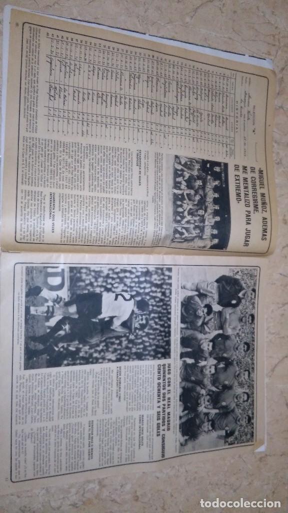 Coleccionismo deportivo: Revista as color n° 172. Año 1974. El adiós de zoco . no tiene póster. - Foto 14 - 115371243