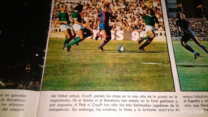 Coleccionismo deportivo: Revista as color n° 172. Año 1974. El adiós de zoco . no tiene póster. - Foto 16 - 115371243