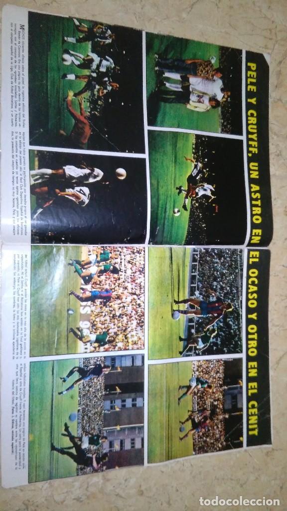 Coleccionismo deportivo: Revista as color n° 172. Año 1974. El adiós de zoco . no tiene póster. - Foto 17 - 115371243