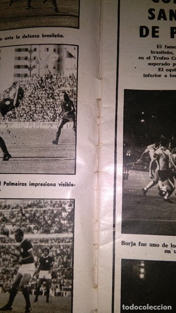 Coleccionismo deportivo: Revista as color n° 172. Año 1974. El adiós de zoco . no tiene póster. - Foto 18 - 115371243