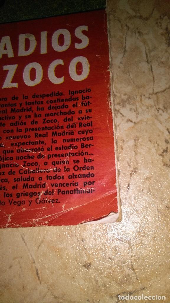 Coleccionismo deportivo: Revista as color n° 172. Año 1974. El adiós de zoco . no tiene póster. - Foto 20 - 115371243