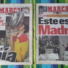 Coleccionismo deportivo: MARCA REAL MADRID SEPTIMA. Lote 115410375