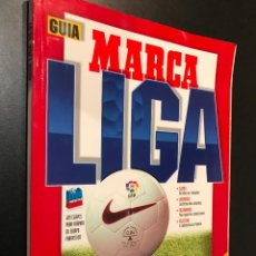 Coleccionismo deportivo: ANUARIO GUIA MARCA LIGA 96-97. Lote 115417847