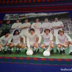 Coleccionismo deportivo: AS COLOR Nº 365. 16-5-1978. PIRRI Y PÓSTER DEL REAL MADRID CAMPEÓN DE LIGA 1977 1978. . Lote 115473115