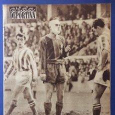 Coleccionismo deportivo: VIDA DEPORTIVA. FINAL COPA EUROPA 1956/57.REAL MADRID,2-FIORENTINA,0. Lote 116581895