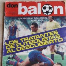 Coleccionismo deportivo: DON BALON N° 53. Lote 116763380