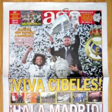 Coleccionismo deportivo: DUODÉCIMA 12 COPA EUROPA REAL MADRID UEFA CHAMPIONS LEAGUE 2017 CELEBRACION. Lote 117401335