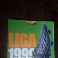 Coleccionismo deportivo: SUPLEMENTO MUNDO DEPORTIVO CHAMPIONS LEAGUE 1999-2000. Lote 117471779