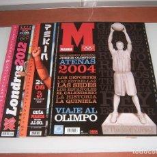 Coleccionismo deportivo: LOTE DE REVISTAS OLIMPICAS. Lote 117749455