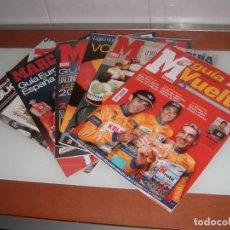 Coleccionismo deportivo: LOTE REVISTAS VARIOS. Lote 117750339