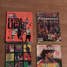 Coleccionismo deportivo: LOTE DE REVISTAS DON BALÓN. Lote 117781064