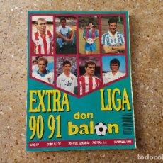 Coleccionismo deportivo: DON BALÓN. EXTRA LIGA 84.85. . Lote 136392337