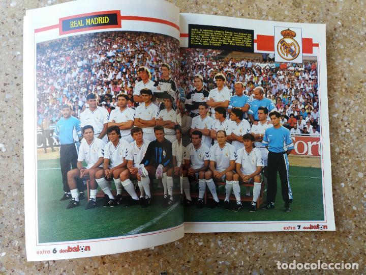 Coleccionismo deportivo: DON BALÓN. EXTRA LIGA 84.85. - Foto 2 - 136392337