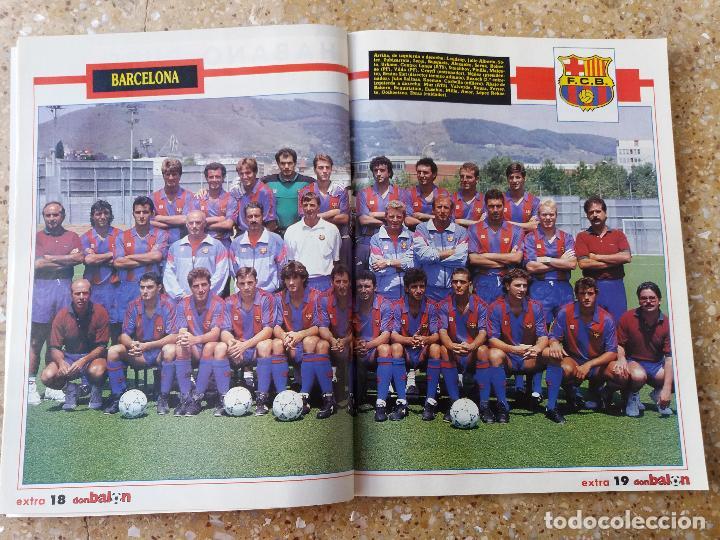 Coleccionismo deportivo: DON BALÓN. EXTRA LIGA 84.85. - Foto 3 - 136392337