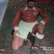 Coleccionismo deportivo: MARCA, SEMANARIO, Nº 435 DE 1951- PELLICER, LERIDA. Lote 118216911