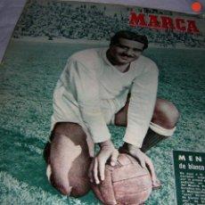 Coleccionismo deportivo: MARCA, SEMANARIO GRÁFICO DE LOS DEPORTES,Nº 524 DE 1952. Lote 118217139