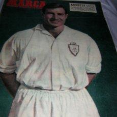 Coleccionismo deportivo: MARCA, SEMANARIO GRÁFICO DE LOS DEPORTES,Nº 582 DE 1954. Lote 118217247