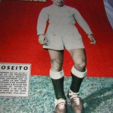 Coleccionismo deportivo: MARCA, SEMANARIO GRÁFICO DE LOS DEPORTES,Nº 585 DE 1954. Lote 118217291