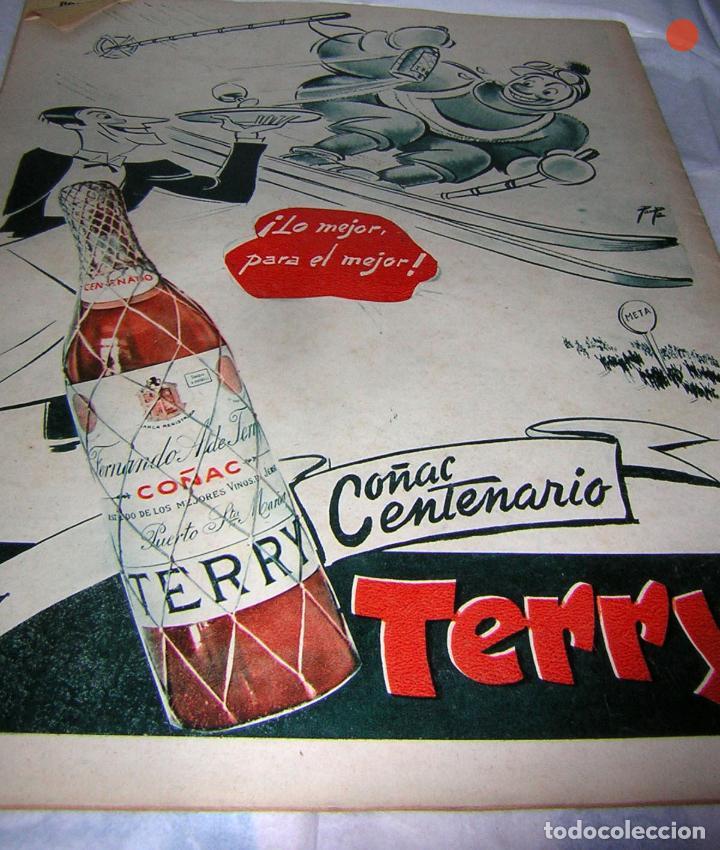 Coleccionismo deportivo: MARCA, SEMANARIO GRÁFICO DE LOS DEPORTES, Nº 585 DE 1954, JOSELITO, R. MADRID - Foto 2 - 118217291
