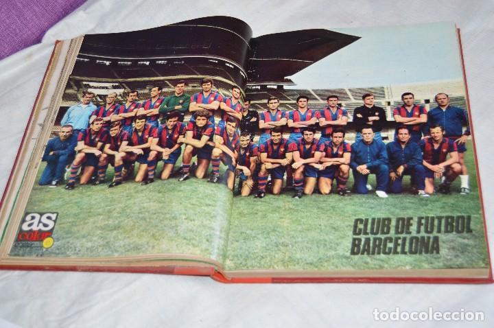 Coleccionismo deportivo: VINTAGE - ANTIGUO TOMO AS COLOR - 11 NÚMEROS - DEL 5 AL 14 Y UN EXTRAORDINARIO - AÑO 1 PUBLICACIÓN - Foto 10 - 118450435