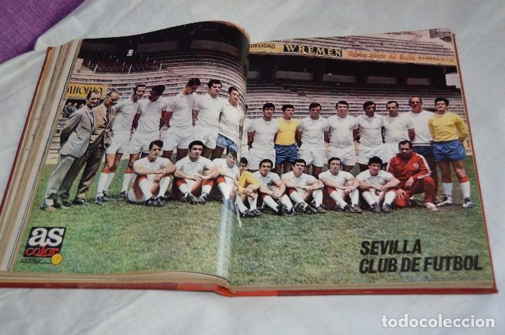 Coleccionismo deportivo: VINTAGE - ANTIGUO TOMO AS COLOR - 11 NÚMEROS - DEL 5 AL 14 Y UN EXTRAORDINARIO - AÑO 1 PUBLICACIÓN - Foto 12 - 118450435