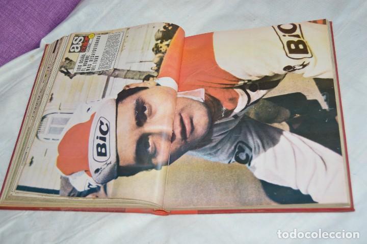 Coleccionismo deportivo: VINTAGE - ANTIGUO TOMO AS COLOR - 11 NÚMEROS - DEL 5 AL 14 Y UN EXTRAORDINARIO - AÑO 1 PUBLICACIÓN - Foto 16 - 118450435