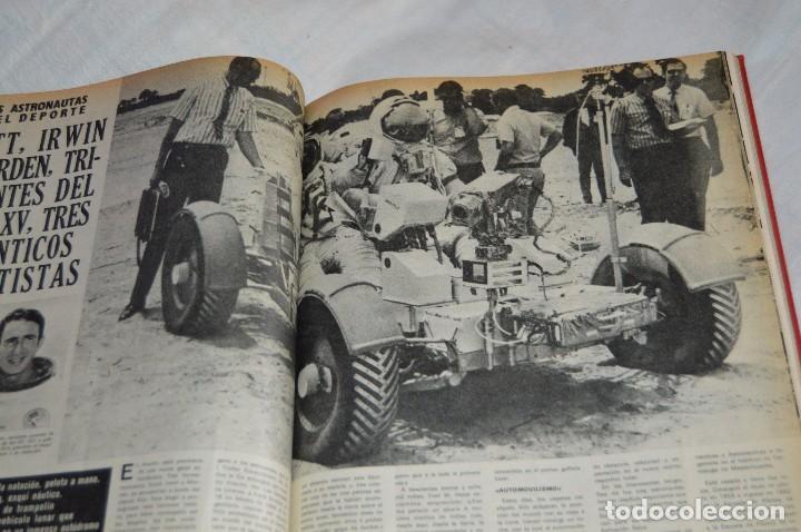 Coleccionismo deportivo: VINTAGE - ANTIGUO TOMO AS COLOR - 11 NÚMEROS - DEL 5 AL 14 Y UN EXTRAORDINARIO - AÑO 1 PUBLICACIÓN - Foto 21 - 118450435