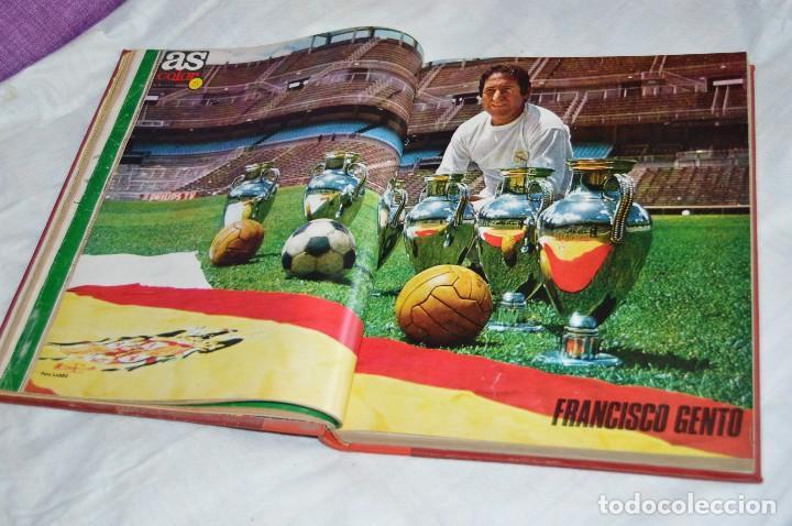 Coleccionismo deportivo: VINTAGE - ANTIGUO TOMO AS COLOR - 11 NÚMEROS - DEL 5 AL 14 Y UN EXTRAORDINARIO - AÑO 1 PUBLICACIÓN - Foto 2 - 118450435
