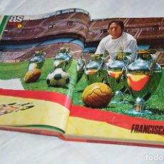 Coleccionismo deportivo: VINTAGE - ANTIGUO TOMO AS COLOR - 11 NÚMEROS - DEL 5 AL 14 Y UN EXTRAORDINARIO - AÑO 1 PUBLICACIÓN. Lote 118450435