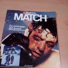 Coleccionismo deportivo: DON BALON MATCH - VOLUMEN 1 NUMERO 2 - BUEN ESTADO . Lote 118506131