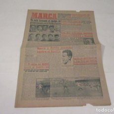 Coleccionismo deportivo: MARCA. DIARIO GRÁFICO DE LOS DEPORTES. NÚMERO 1936. 11 DE FEBRERO DE 1949.. Lote 118584683