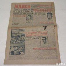 Coleccionismo deportivo: MARCA. DIARIO GRÁFICO DE LOS DEPORTES. NÚMERO 1937. 12 DE FEBRERO DE 1949.. Lote 118585359
