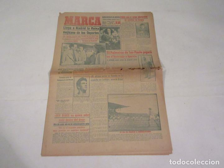 MARCA. DIARIO GRÁFICO DE LOS DEPORTES. NÚMERO 2173. 16 DE NOVIEMBRE DE 1949. (Coleccionismo Deportivo - Revistas y Periódicos - Marca)