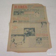 Coleccionismo deportivo: MARCA. DIARIO GRÁFICO DE LOS DEPORTES. NÚMERO 2150. 20 DE OCTUBRE DE 1949. . Lote 118587199