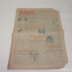 Coleccionismo deportivo: MARCA. DIARIO GRÁFICO DE LOS DEPORTES. NÚMERO 2152. 22 DE OCTUBRE DE 1949. . Lote 118587339