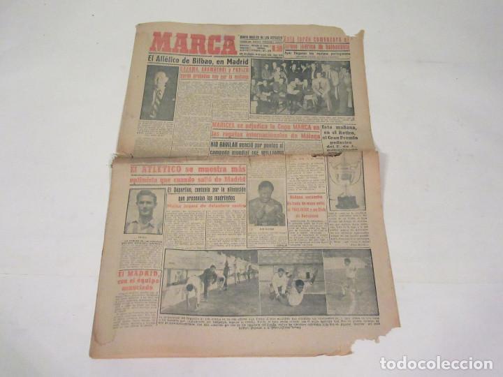 MARCA. DIARIO GRÁFICO DE LOS DEPORTES. NÚMERO 1926. 30 DE ENRO DE 1949. (Coleccionismo Deportivo - Revistas y Periódicos - Marca)