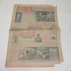 Coleccionismo deportivo: MARCA. DIARIO GRÁFICO DE LOS DEPORTES. NÚMERO 1926. 30 DE ENRO DE 1949. . Lote 118587471