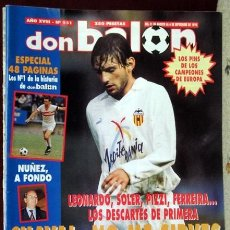 Coleccionismo deportivo: REVISTA DON BALON Nº 931 DE AGOSTO-SEPTIEMBRE 93. Lote 118854203