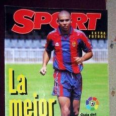 Coleccionismo deportivo: GUIA SPORT LIGA 96-97. Lote 118855151