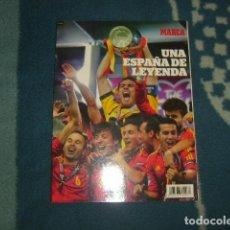 Coleccionismo deportivo: UNA ESPAÑA DE LEYENDA . MARCA .. Lote 118933647