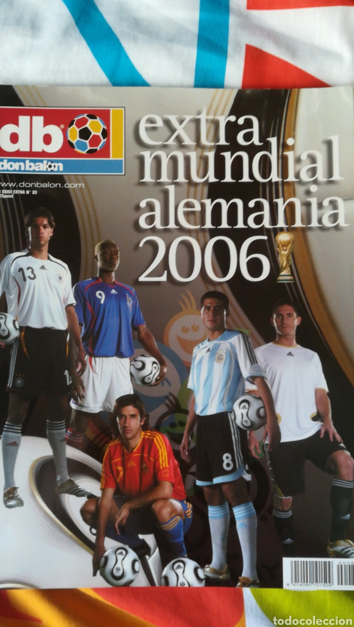 DON BALON EXTRA 83 MUNDIAL ALEMANIA 2006 (Coleccionismo Deportivo - Revistas y Periódicos - Don Balón)
