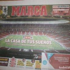 Coleccionismo deportivo: INAUGURACIÓN WANDA METROPOLITANO DEL ATLÉTICO DE MADRID. Lote 119857139