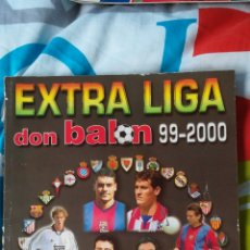 Coleccionismo deportivo: DON BALON NÚMERO 47 EXTRA LIGA 99/00 1999 2000. Lote 120123159