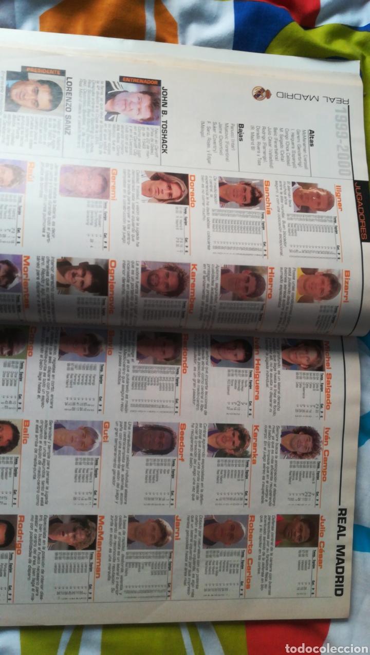 Coleccionismo deportivo: Don balon número 47 extra liga 99/00 1999 2000 - Foto 2 - 120123159